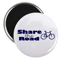 "Share the Road 2.25"" Magnet (10 pack)"