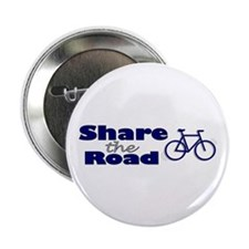 """Share the Road 2.25"""" Button (100 pack)"""