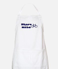 Share the Road BBQ Apron