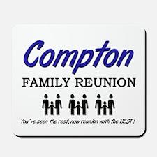 Compton Family Reunion Mousepad