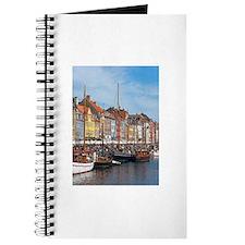 Nyhavn,Copenhagen,Denmark,danish Journal