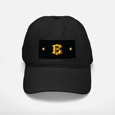 Monogram E Baseball Hat