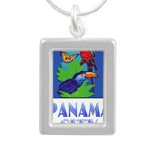Macaw, Parrot, Butterfly, Jungle PANAMA Necklaces