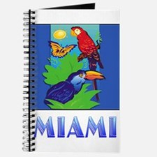 Macaw, Parrot, Butterfly, Jungle MIAMI Journal