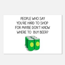 Birthday Beer Postcards (Package of 8)