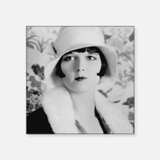 louise brooks silent movie star Sticker