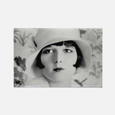 louise brooks silent movie star Magnets