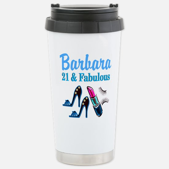 FANTASTIC 21ST Stainless Steel Travel Mug