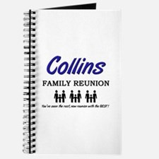 Collins Family Reunion Journal