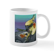 Cockatiels Mugs
