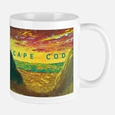 Cape Cod 'Sunrise In The Dunes' Mug