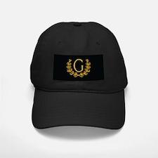 Monogram G Baseball Hat