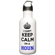 Unique Houn Water Bottle