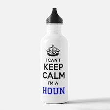Cute Houn Water Bottle