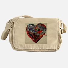 NewtownHeart.2 Messenger Bag