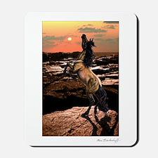Wild Mustang ~ Horse ~ Mousepad