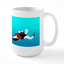 Slalom WaterSkier Mug