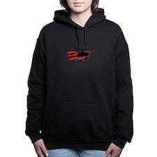 US MILITARY HELICOPTER Women's Hooded Sweatshirt