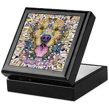 Rainbow Dog Keepsake Box