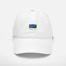 Solomon Islands - Flag Baseball Baseball Cap