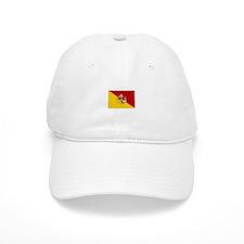Sicily - Sicilian Flag Baseball Cap