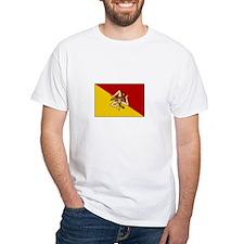 Sicily - Sicilian Flag Shirt