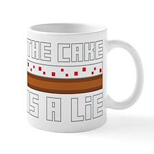 Cake Is A Lie Mug Mugs