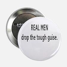 """""""Real Men"""" Button"""
