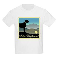 Irish Wolfhound Landscape T-Shirt