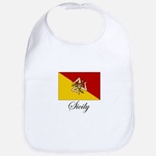 Sicilian Flag - Sicily Bib
