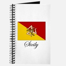 Sicilian Flag - Sicily Journal