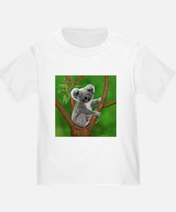 Blue-Eyed Baby Koala T-Shirt