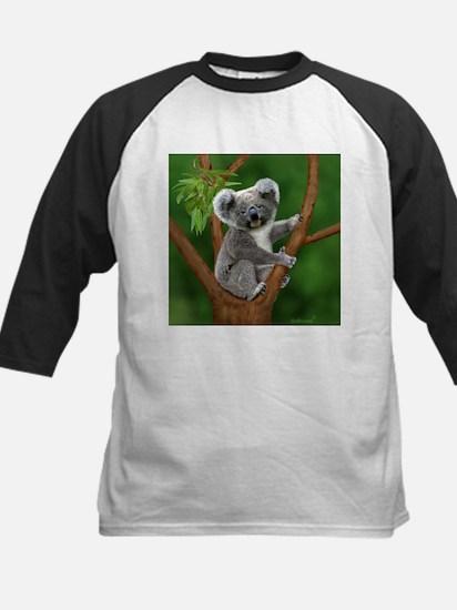 Blue-Eyed Baby Koala Baseball Jersey