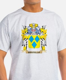 Costello Coat of Arms - Family Crest T-Shirt