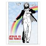 Giant Jesus Poster