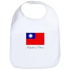 Republic of China - Flag Bib