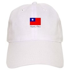 Republic of China - Flag Baseball Cap