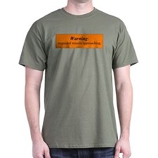 Unguided Missile T-Shirt