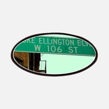 Duke Ellington Boulevard NYC Jazz Patches