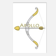 Bow of Apollo Postcards (Package of 8)