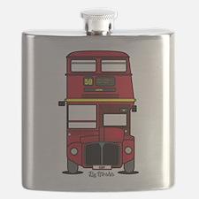 London bus Flask