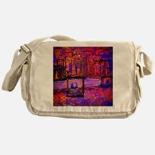 The Couple by the Bay Messenger Bag