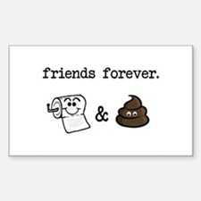 Friends Forever Decal
