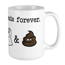 Friends Forever Mugs