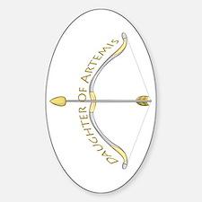 Daughter of Artemis Decal