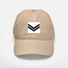British Army Corporal<BR> Khaki Baseball Baseball Cap