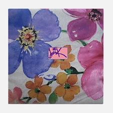 Traci K Spring designs Tile Coaster