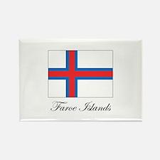Cute Faroe islands Rectangle Magnet