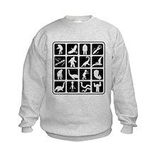 Cryptozoo Blocks Sweatshirt