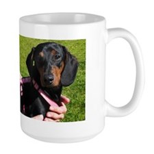 Lucy & Jenny on a Mug